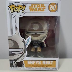Pop Funko Star Wars Enfys Nest #247